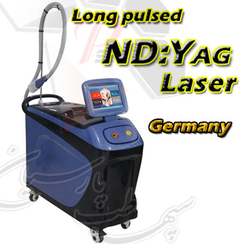 لیزر Long Pulse ND:Yag